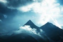 Grossglockner mountain Stock Image