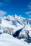 Grossglockner Mountain, Austria Royalty Free Stock Image
