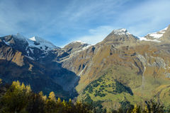 Grossglockner Mountains, Hohe Tauern National Park, The Alps Stock Images