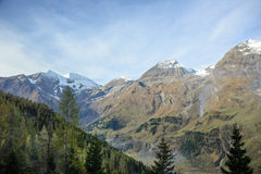 Grossglockner Mountains, Hohe Tauern National Park, The Alps Stock Photography