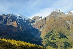 Grossglockner Mountains, Hohe Tauern National Park, The Alps Stock Photo