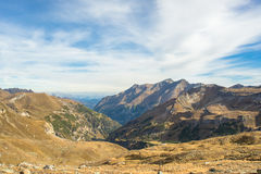 Grossglockner Mountains, Hohe Tauern National Park, The Alps Royalty Free Stock Image