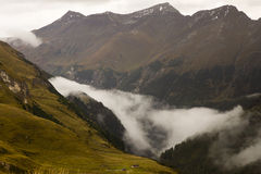 Grossglockner National Park Hohe Tauern, Austria Stock Photos