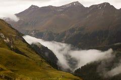 Grossglockner National Park Hohe Tauern, Austria stock photos