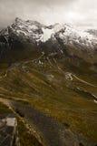 Grossglockner National Park Hohe Tauern, Austria stock photography