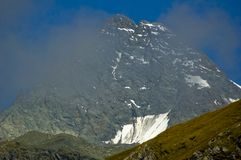 Grossglockner Peak Royalty Free Stock Images