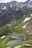 Grossglockner road Stock Images