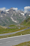 Grossglockner Road Royalty Free Stock Photography
