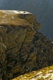 Grossglockner Rock Wall Stock Photography