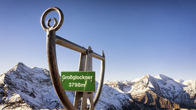 Grossglockner Royalty Free Stock Photo