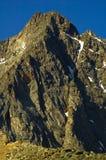 Grossglokner peak and wall.  Stock Photo