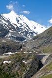 Grossgockner nelle alpi dell'Austria Fotografie Stock
