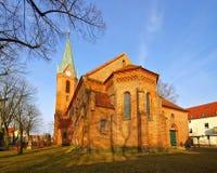 Grossraeschen church Stock Image