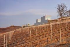 Grossraeschen-IBA-Terrasse Lizenzfreie Stockfotografie