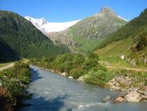 Grossvenediger - alpine landscape Stock Image
