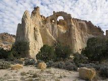 Grosvenor Arch, Utah Royalty Free Stock Image