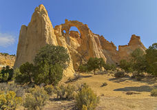 Grosvenor Arch Utah Royalty Free Stock Photography