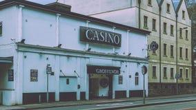 Grosvenor-Kasino Bristol auf Anker-Straße Lizenzfreie Stockfotografie