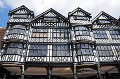 Grosvenor Shopping Centre building, Chester. Stock Image