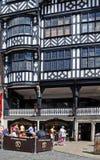 Grosvenor Shopping Centre, Chester. Royalty Free Stock Image