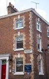 Grosvenorplaats in Chester England Royalty-vrije Stock Afbeeldingen