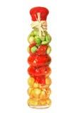 groszki kukurydziany pepper Obrazy Royalty Free