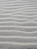 groszkuje, wzór piasek z fala i czochr linie Fotografia Royalty Free