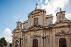 Farny kościół st.Paul Zdjęcie Stock