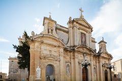 Farny kościół st.Paul obrazy royalty free
