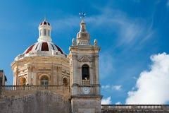 Farny kościół st.Paul Zdjęcia Royalty Free