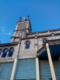 Grota kościół Zdjęcie Royalty Free