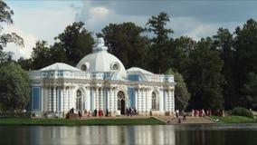 Grota pawilon, Tsarskoe selo, St. Petersburg zdjęcie wideo
