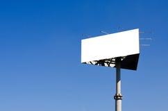 Grote aanplakbord adverterende raad Royalty-vrije Stock Foto