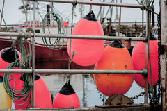 Grote ballonboeien Royalty-vrije Stock Fotografie