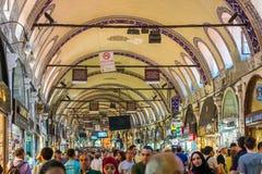Grote Bazaar Stock Fotografie