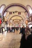 Grote Bazaar in Istanboel Royalty-vrije Stock Fotografie
