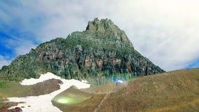 Grote berg stock foto's