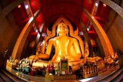Grote Boedha, Angthong, Thailand royalty-vrije stock afbeeldingen