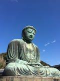Grote Boedha in Kamakura, Japan Royalty-vrije Stock Fotografie