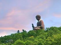 Grote Boedha, Lan Tau Island Hon Kong royalty-vrije stock fotografie