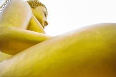 Grote Boedha Sakayamuni Kotama Stock Afbeeldingen