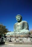 Grote Boedha van Kamakura Royalty-vrije Stock Foto's