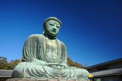 Grote Boedha van Kamakura Stock Afbeeldingen