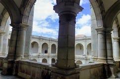 Grote Bogen in Santo Domingo Monastery in Oaxaca stock foto