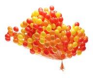 Grote bos van partijballons Royalty-vrije Stock Afbeelding