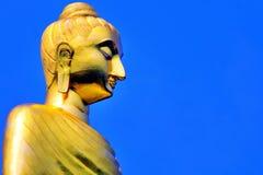 Grote Buddah in Thailand Royalty-vrije Stock Foto