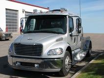 Grote Cabine 1 van de Bemanning van de Vrachtwagen Stock Fotografie