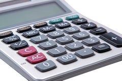 Grote calculator. Stock Foto
