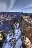 Grote Canion, Arizona 1 stock afbeelding