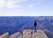 Grote Canion Arizona royalty-vrije stock foto